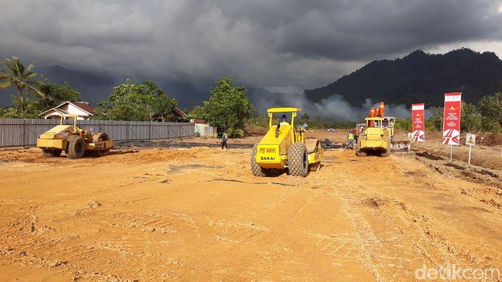 Sudah Tahu? Jalan Tol Trans Sumatera Bakal Tembus Bukit Barisan Lho