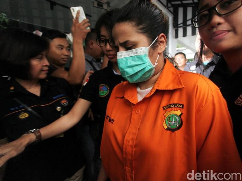 Dhawiya Terancam Penjara Minimal Lima Tahun