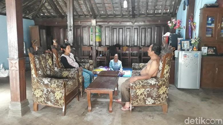 Begini Kondisi Keluarga Pria di Magetan yang Bacok 4 Tetangga