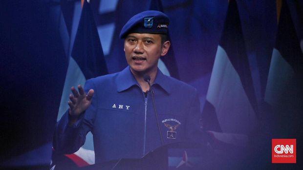 Gelanggang SBY Atur Koalisi Demi Amankan Tiket Pilpres 2024