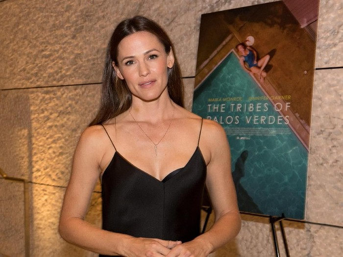 LOS ANGELES, CA - NOVEMBER 21:  Jennifer Garner attends the Screening Of IFC Films The Tribes Of Palos Verdes  at the Ray Kurtzman Theater on November 21, 2017 in Los Angeles, California.  (Photo by Christopher Polk/Getty Images)