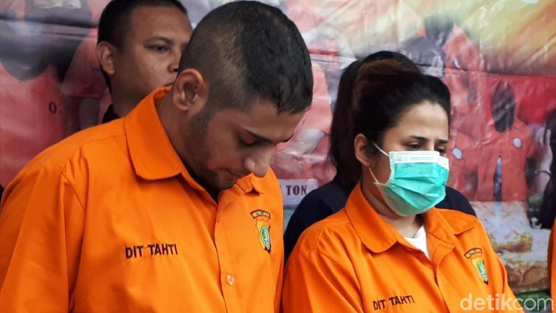 Berkas Narkoba Lengkap, Dhawiya Diserahkan ke Kejaksaan
