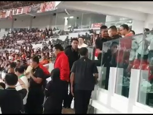 Anies Dicegah ke Podium, Menpora: Paspampres Menyesuaikan MC