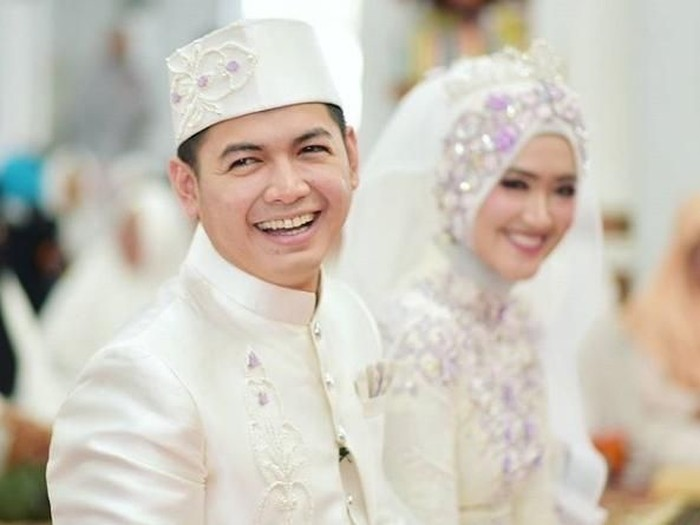 Tommy Kurniawan dan Lisya Nurrahmi.