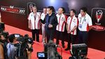 Foto: Kepala Daerah yang Pernah Dampingi Jokowi di Piala Presiden