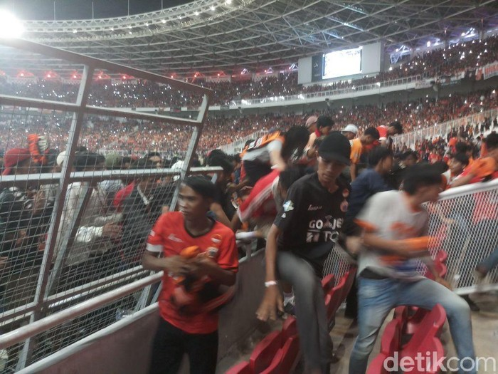 Foto: Yanu Arifin/detikSport