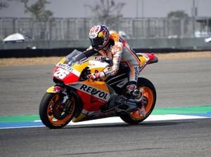 Pedrosa Tercepat di Hari Terakhir Tes MotoGP Thailand