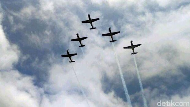 The Jupiters Aerobatic Team