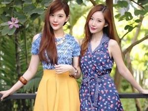 Terpikat Pesona 15 Wanita Kembar Tercantik yang Buat Pria Jatuh Cinta