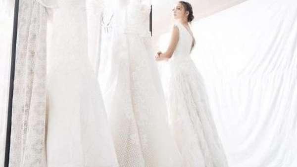 Citra Kirana Tampil dengan Gaun Pengantin, Ali Syakieb Terpana