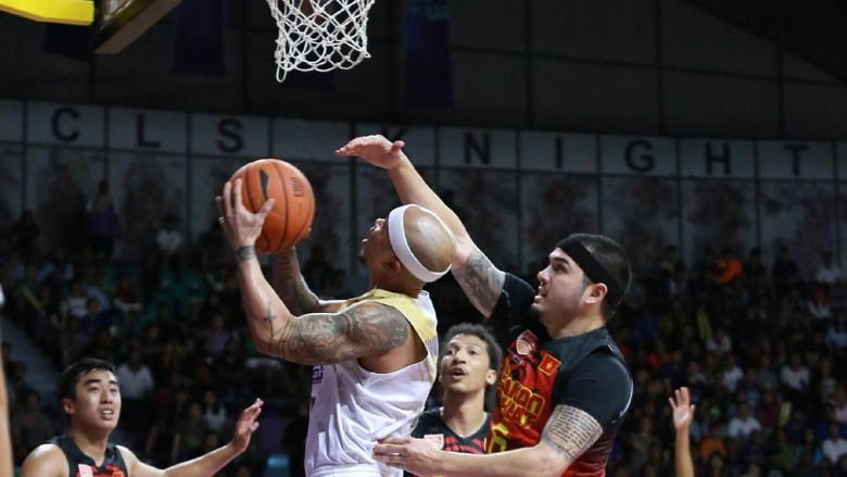 Mario Wuysang Ukir Rekor, tapi CLS Dikalahkan Saigon Heat