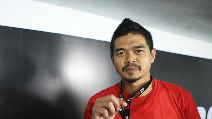 Bambang Pamungkas kehilangan medali juara Piala Presiden 2018