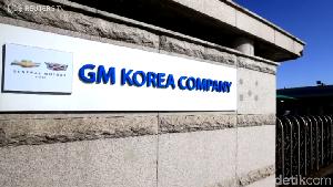 GM Mendadak Tutup Pabrik di Korea