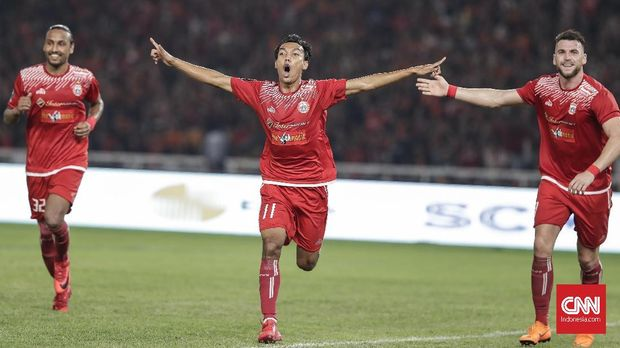 Persija Jakarta sudah merebut dua gelar pramusin di 2018.