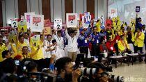 Survei Y-Publica: PDIP Unggul 12 Persen dari Gerindra