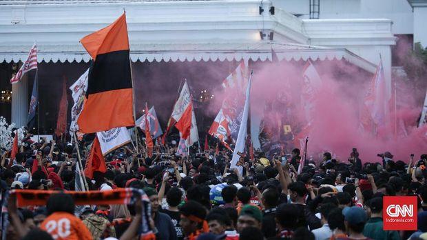 Sukses di Piala Presiden 2018 bisa menjadi modal berharga bagi Persija di Liga 1 2018.