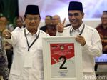 Gerindra Ngaku Diuntungkan Bila Jokowi Dapat Nomor Urut 2