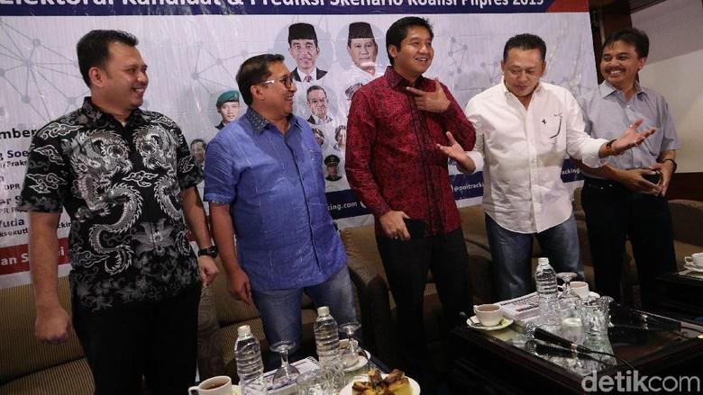 Maruarar Tawari Fadli Zon Kursi Menteri Bila Jokowi Menang di 2019