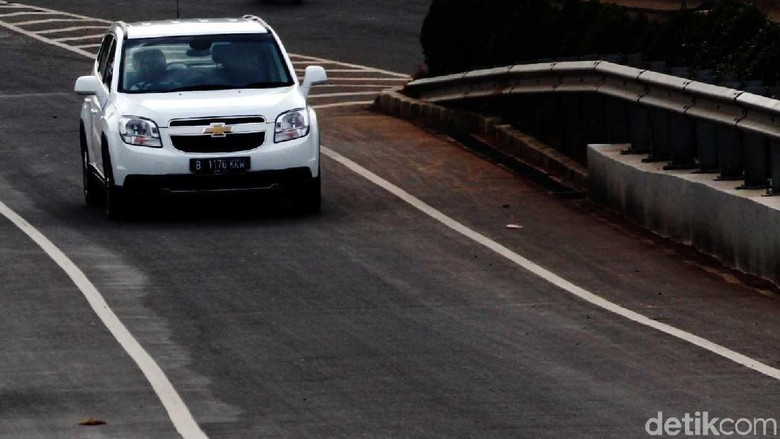 Chevrolet Trax (Foto: Dina Rayanti)