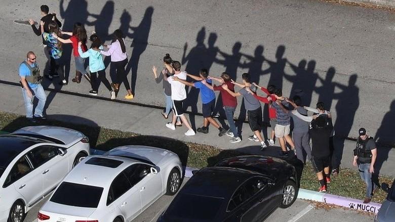 Penembakan di Florida Jadi Serangan Sekolah ke-18 di AS Tahun Ini