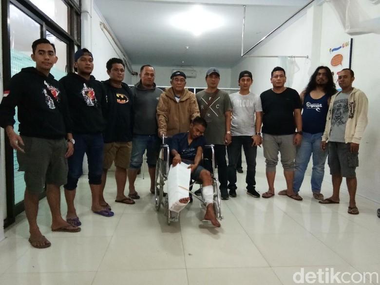 Begal Sadis di Makassar Ditembak karena Menyerang saat Ditangkap