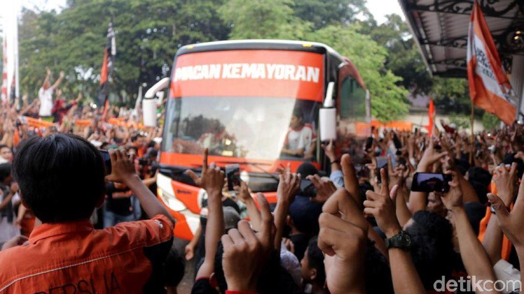 Persija vs Tampines Rovers, Ini Lokasi Pintu Masuk GBK untuk The Jakmania