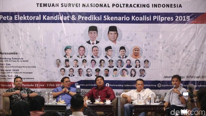 Muncul Skenario Duet Jokowi-Prabowo di Pilpres 2019, Bisa Terwujud?