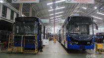 Tak Mau Asal Ekspor, Bus Buatan Ungaran Siapkan Purnajual