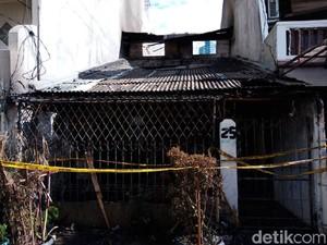 Sebab Korban Kebakaran Pademangan Sulit Diselamatkan: Terali Nyetrum