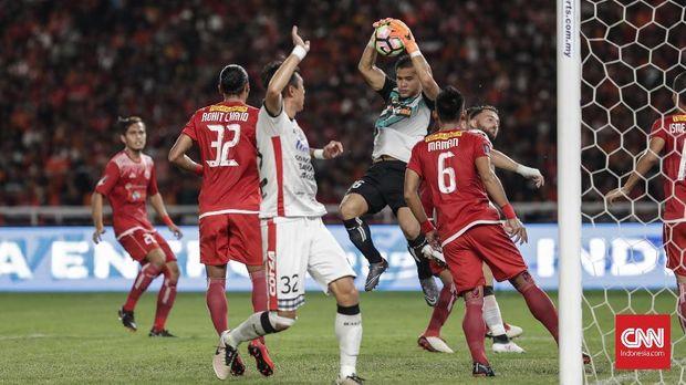 Bali United akan menjamu Persija lebih dulu di Liga 1 2019.