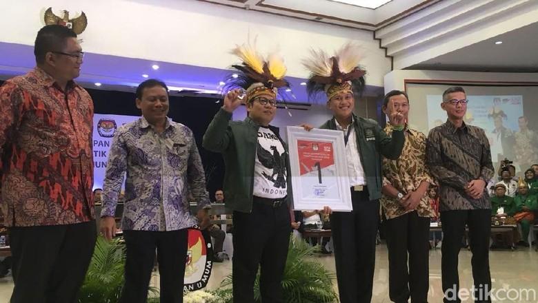 PKB Nomor Urut 1, Cak Imin: 1 Tujuan untuk Indonesia Sejahtera