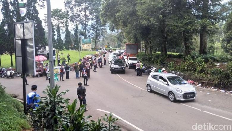 Jalan Puncak Bogor Foto: Farhan/ detikcom