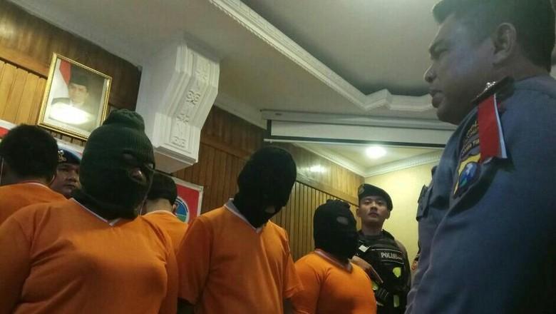 Jaringan Sabu 3 Lapas di Jatim Dibongkar, Libatkan Kurir Wanita