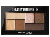 Maybelline City Mini Eyeshadow Palettes
