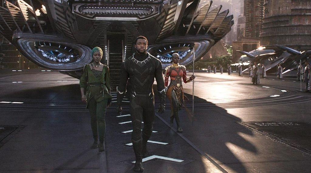 Menimbang Kekuatan Black Panther di Oscar