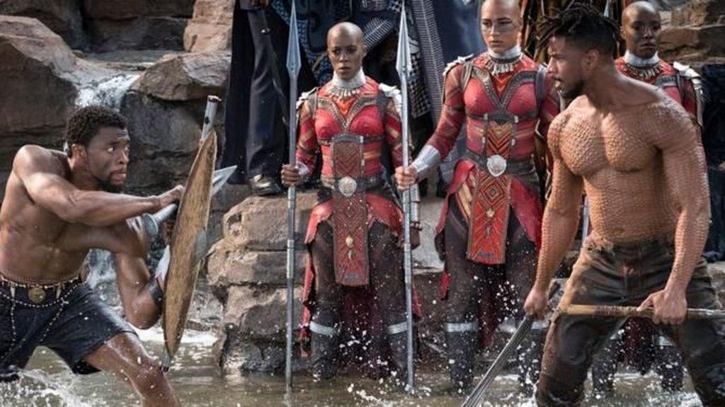 Marvel Rayakan Black Panther Masuk 7 Nominasi Oscar