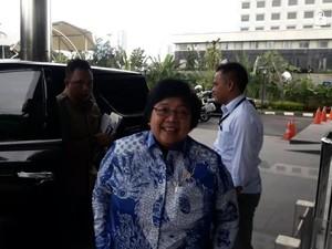 Menteri LHK: Waspadai 92 Titik Api di Kalbar, Kalteng, dan Riau