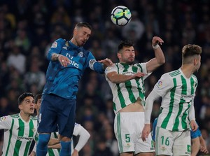 Madrid Menangi Drama 8 Gol Lawan Betis