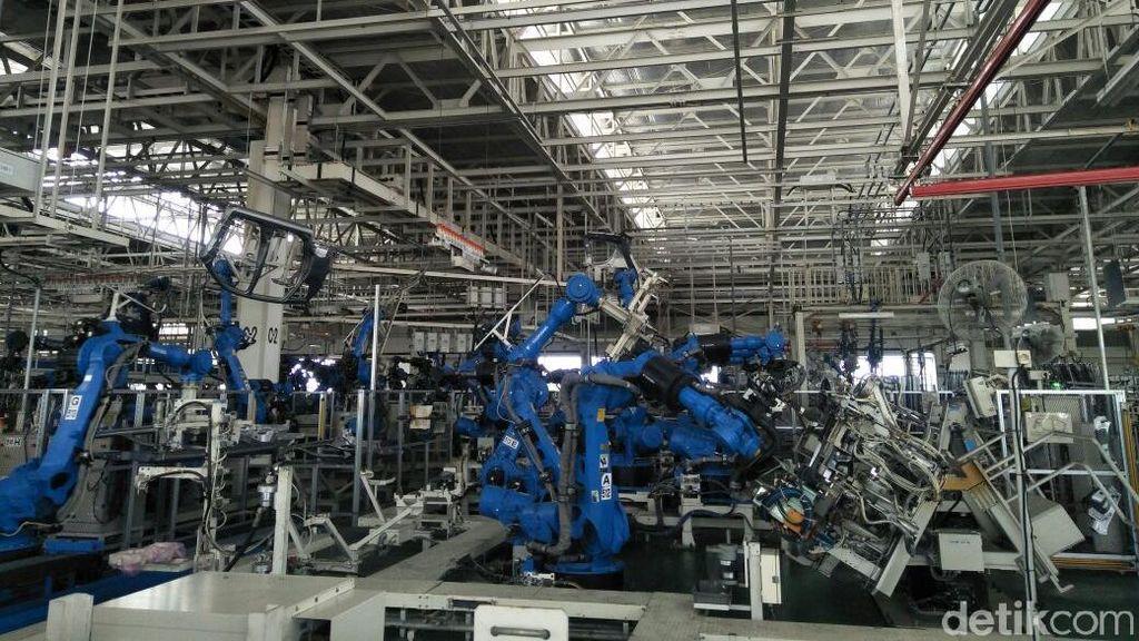 Peluang Industri RI di Tengah Panasnya Tensi Perang Dagang