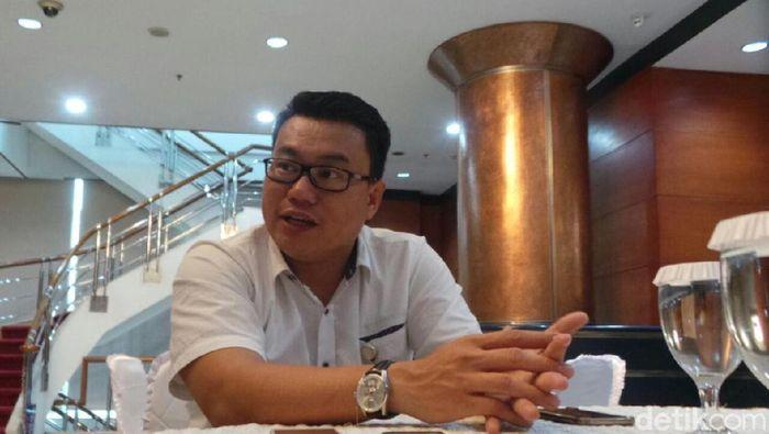Direktur Utama Perum Ikan Indonesia (Perindo) Risyanto Suanda, Foto: Selfie Miftahul Jannah