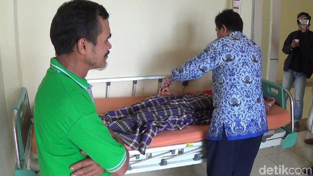 Soal Manusia Bertelur, Dokter: Mungkin Ditelan atau Dimasukkan Sendiri