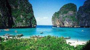 Demi Jaga Lingkungan, Pantai Populer Thailand Akan Ditutup