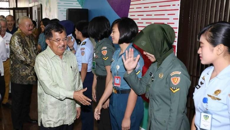 JK Pimpin Rapat Koordinasi Asian Games 2018