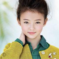 Ella Gross, bocah 9 tahun yang sukses jadi model.