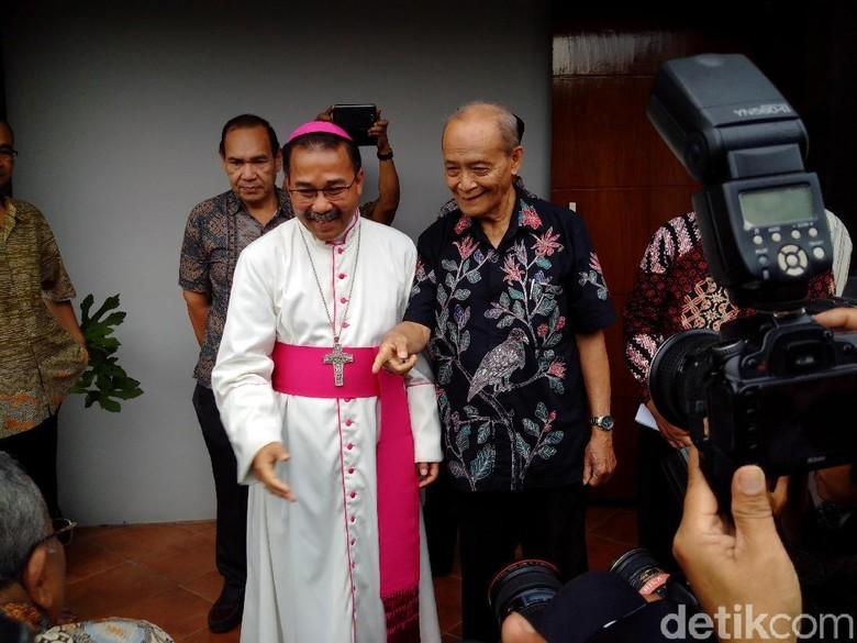 Kata Buya Syafii Soal Kasus Penyerangan Terhadap Pemuka Agama