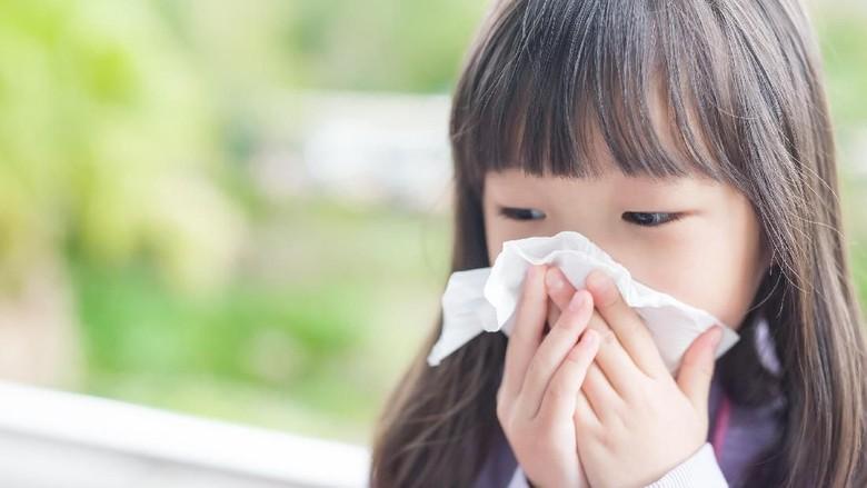 Coba Lakukan Ini Saat Ada Benda Asing Nyangkut di Hidung Anak/ Foto: thinkstock