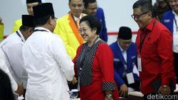 PDIP: Mega-Prabowo akan Bertemu, Jangan Dimaknakan Terkait Koalisi