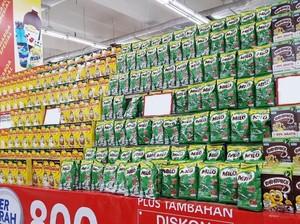 Serba Gratis Produk dan Harga Hemat di Nestle Fair