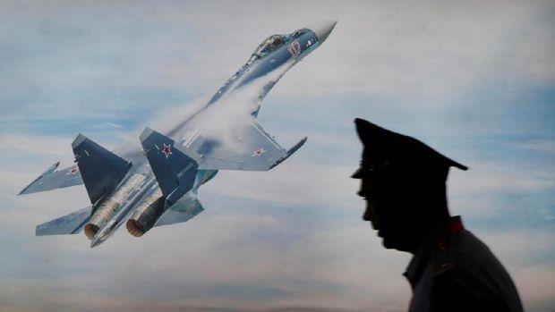 Ilustrasi Jet Tempur