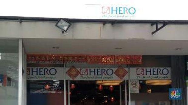 E-commerce Bikin HERO Tutup 26 Gerai & PHK Ratusan Karyawan?